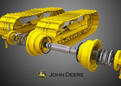JD Undercarriage Composite