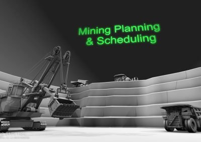 Mining Planning and Scheduling